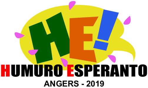 Humuro + Esperanto, Angers, 2019-04-28
