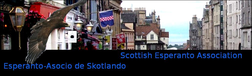 113ème Congrès Écossais d'Espéranto, à Perth, du 15 au 17 juin 2018