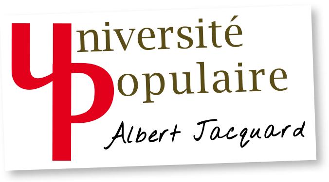 Université Populaire Albert Jacquard