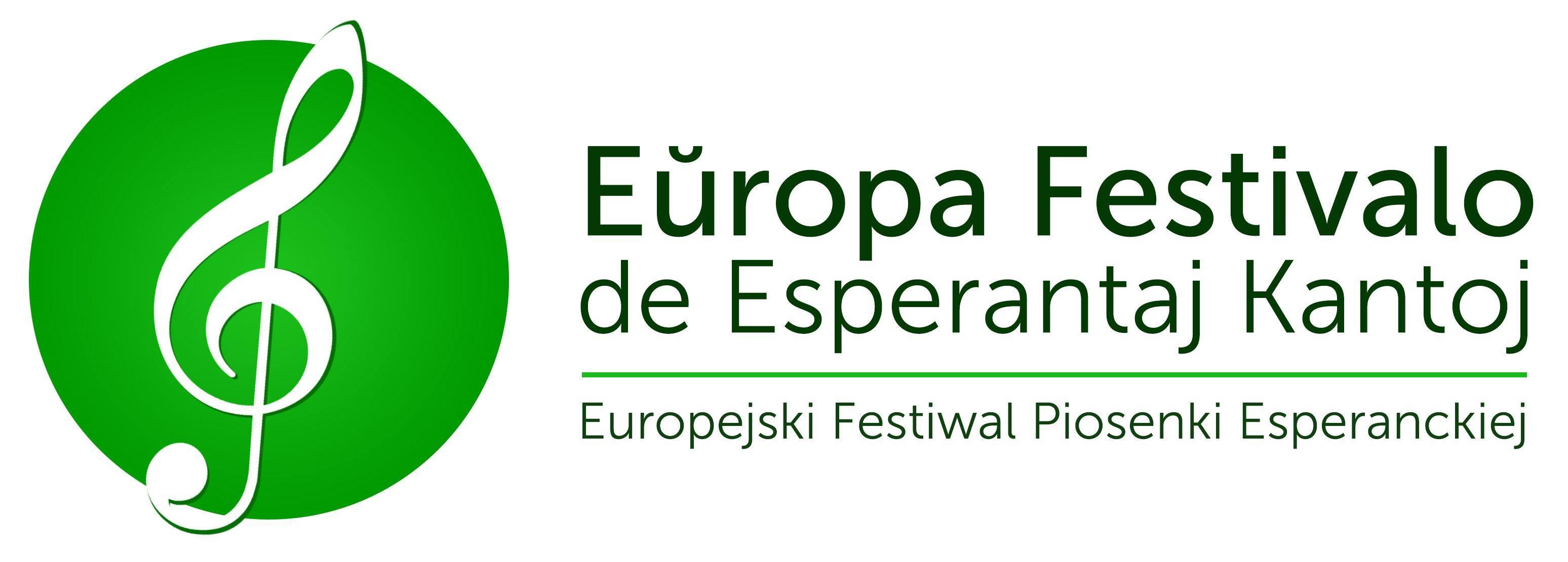Festival Européen de Chants Espéranto, Wrocław (Pologne), 20-21 mai 2017