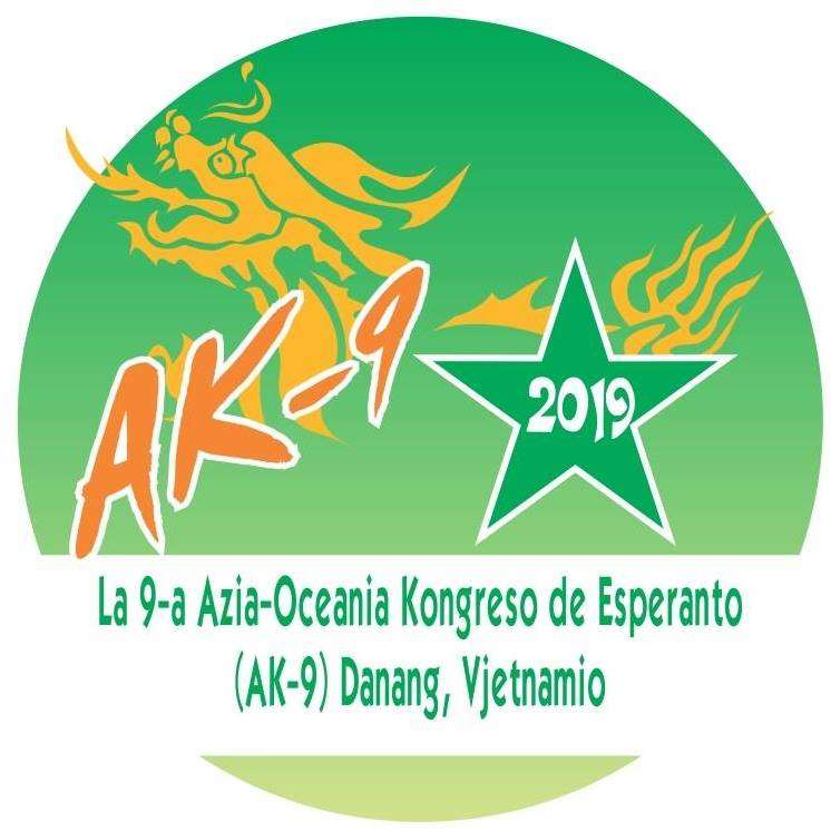 9ème Congrès d'espéranto Asie-Océanie, à Da Nang (Viêt Nam), 25-28 avril 2019