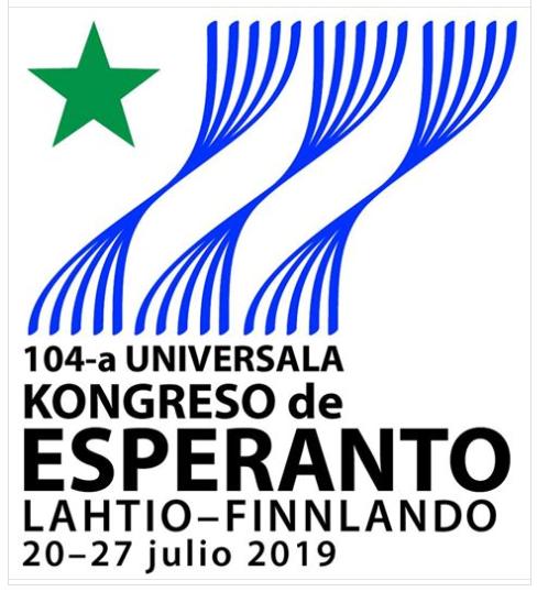 104ème Congrès mondial d'espéranto, été 2019, à Lahti, Finlande